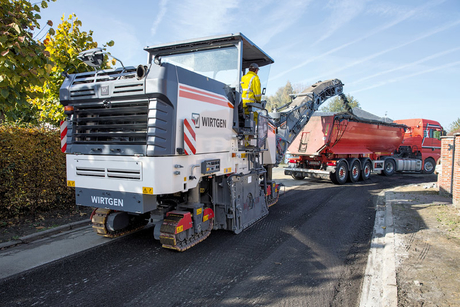 Paving the way: The region's lucrative road market
