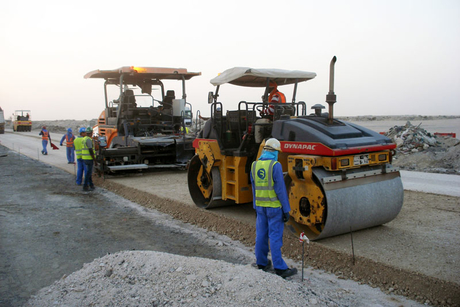 On the road again: the uptick in GCC road projects