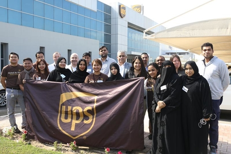 UPS, Emirates sign grant agreement for road safety