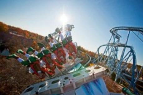 Six Flags Entertainment inks Saudi theme park deal