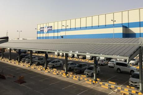 Saudi: SADAFCO unveils solar project in Riyadh