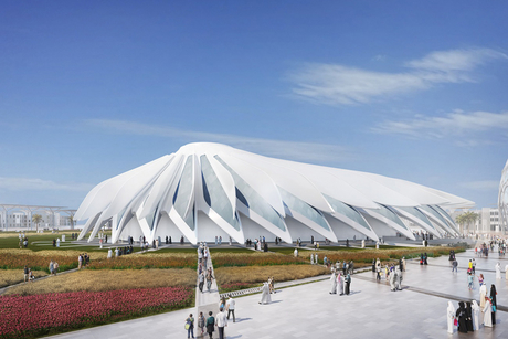 Update: Expo 2020 site works, theme districts progressing