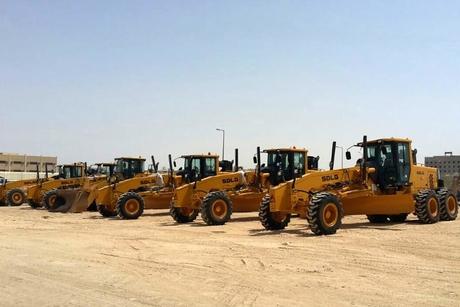 SDLG begins 58 loader and grader delivery in KSA