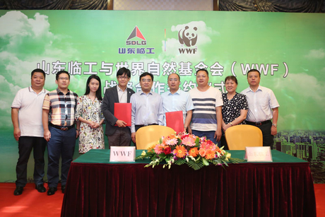 SDLG partners with the World Wildlife Fund
