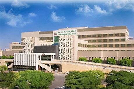 Construction of $90m Saudi German Hospital in Saudi 23% complete