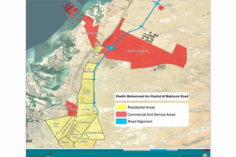 UAE: 62km-long Abu Dhabi-Dubai highway inaugurated