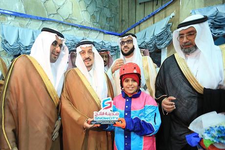 Saudi: Riyadh inaugurates its first $27m snow city