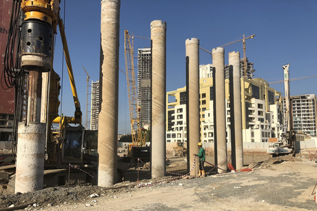 Enabling works at Dubai's Sabah Rotana hotel completed