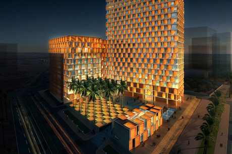 Al Rajhi firm wins façade deal for Saudi's 60-storey Sail Tower