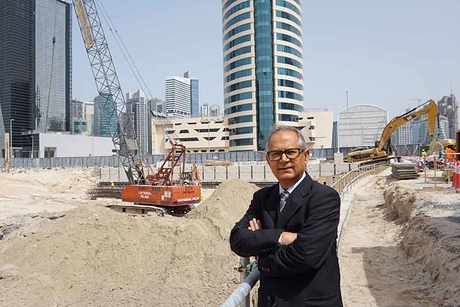 Construction update: Symphony – Business Bay in Dubai