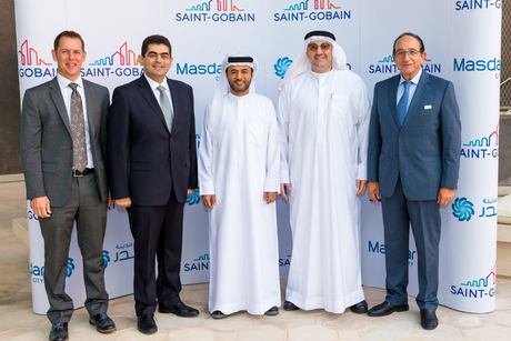 UAE: Saint-Gobain to build project in Masdar City