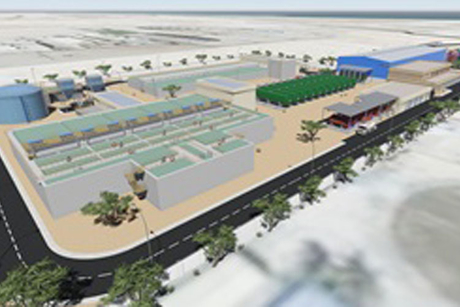 Consortium led by Saudi's ACWA Power wins Oman water contract