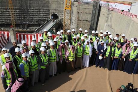 Salini Impregilo finishes Riyadh line 3 excavation