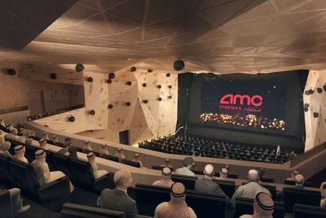 Deal inked to build 40 Saudi cinemas in five years
