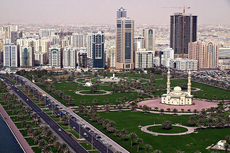 Construction of $680,000 Sharjah park completed