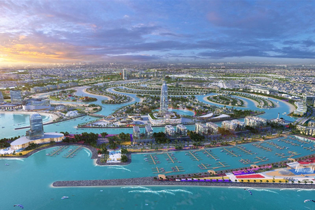 Construction begins on Phase 1 of UAE's $6.8bn Sharjah Waterfront City