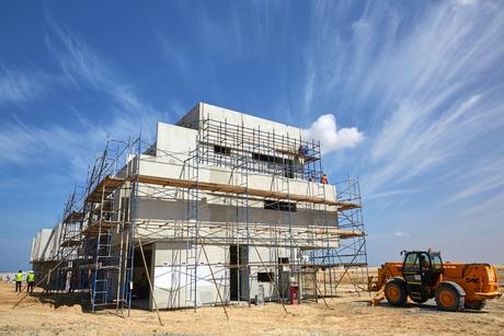 Construction update: UAE's $6.8bn Sharjah Waterfront City