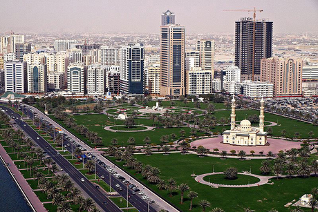 Construction on Al Rasheed Tower in Sharjah completes