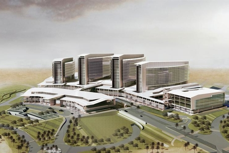 UAE's $1bn Sheikh Shakhbout Medical City 82% ready