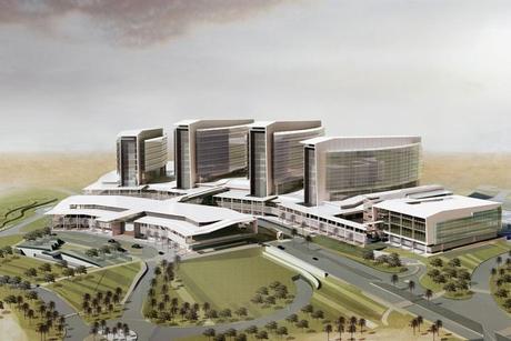 UAE's $1bn Sheikh Shakhbout Medical City 82% ready