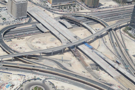 Road contracts worth $330m awarded in Dubai