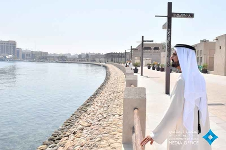 150 buildings renovated within Dubai's Shindagha Heritage District
