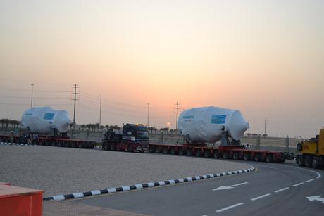 "Siemens ships its first ""Made in KSA"" gas turbine"