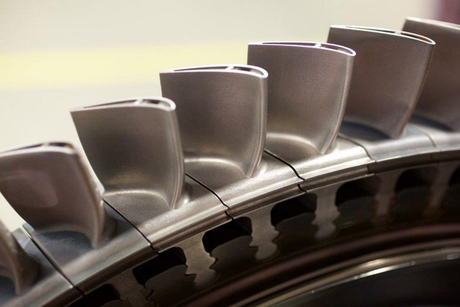 Siemens makes first 3D-printed gas turbine blades
