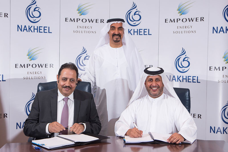 Empower inks $409m Nakheel district cooling deals