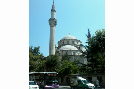 Water-efficient Grohe taps fitted at Sisli Mosque