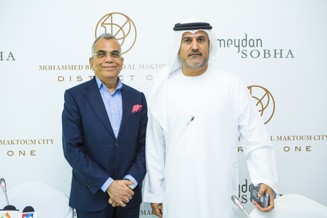 Meydan Sobha unveils phase 3 of District One