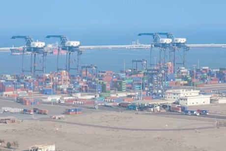 Belgium-UAE JV wins $24m Sohar Port contract in Oman