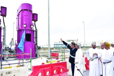 Sohar Industrial Port gets second pumping station