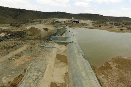 Khalifa Foundation completes Somalia dam project