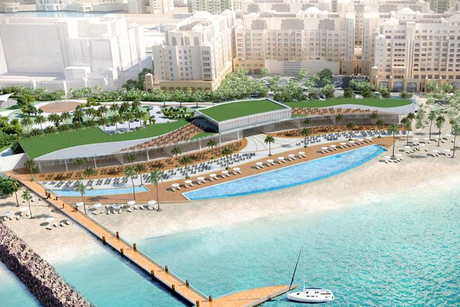 Ghantoot wins $22m contract to build Nakheel's St Regis club