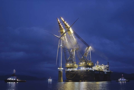 Video: Statoil floats 12,000t turbines for Masdar-backed wind project