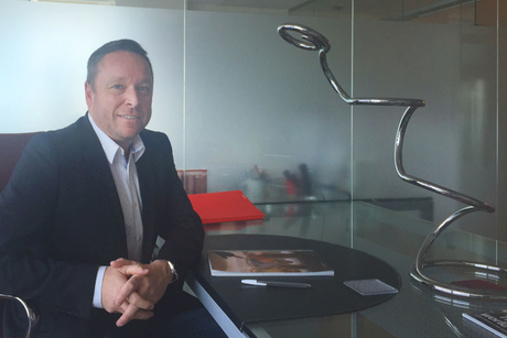 Steven Faulkner joins iGuzzini's Qatar office
