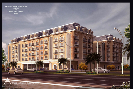Ajman: Sweet Homes unveils $38m hotel apartments