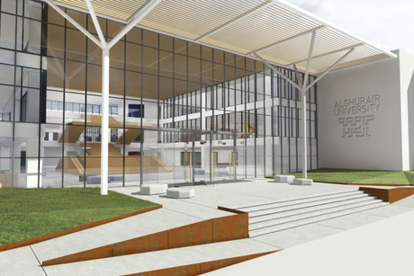 Dubai firm picked for Al Ghurair University redesign