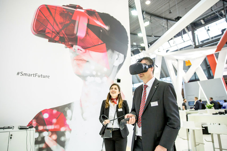 Swisslog to visualise automated warehousing via VR at Dubai show