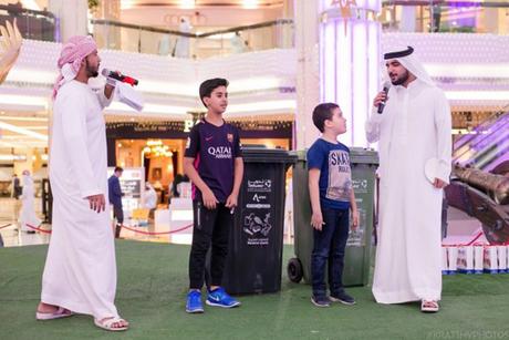 Tadweer increases environment awareness through campaign