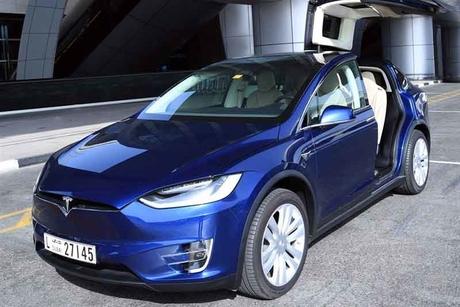 Dubai's fleet of 50 Tesla taxis completes 2 million km