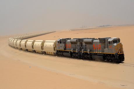 Thales bags Saudi railway maintenance contract