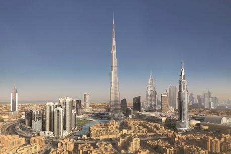 UAE: 8.8t door installed at The Address Boulevard