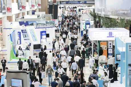 The Big 5 2017 exhibition opens its doors to the public in Dubai