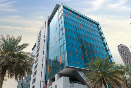 DIFC's $49m finance hub The Exchange completed