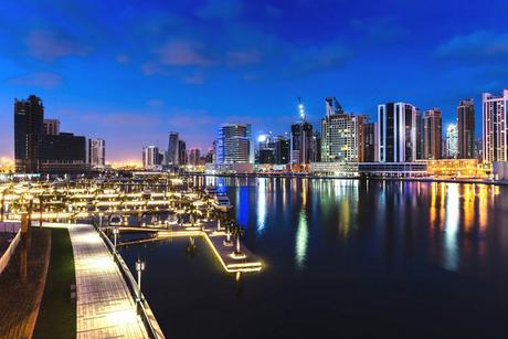 Dubai Properties completes marina at Marasi Business Bay project