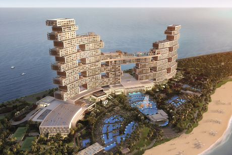 Royal Atlantis: Aconex technology keeps luxury project on track