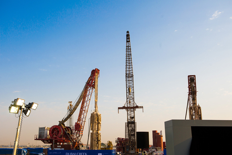 In Pictures: Emaar breaks ground on The Tower