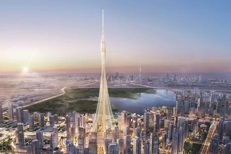 Emaar's $1bn tower to be taller than Burj Khalifa